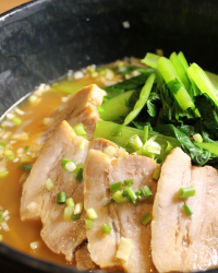 想吃担担面錦店オリジナル ジンジャー担担麺の写真
